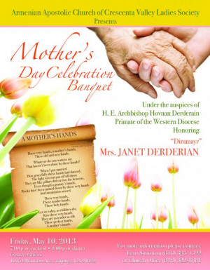 Mother Day Celebration...