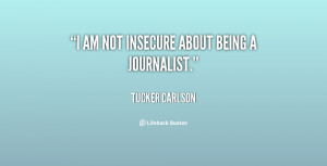 Quotes About Being Insecure Preview quote