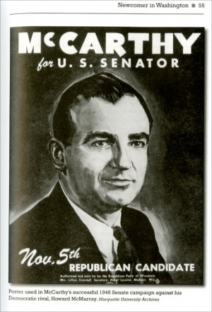 an overview of the presidency of joseph mccarthy In february 1950, senator joseph mccarthy alleged in a speech in west virginia that more than 200 staff members at the department of state were known to be members of the communist party during harry truman's press conference on march 30, the president characterized mccarthy's behavior as a .