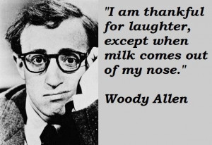 Woody allen famous quotes 2