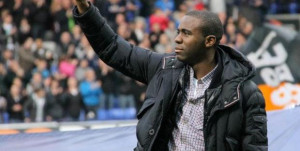Fabrice Muamba 'devastated' after retiring from football on medical