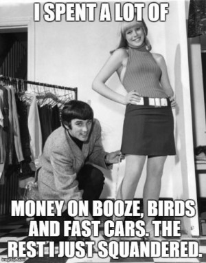 world george best quotes miss world george best quotes the