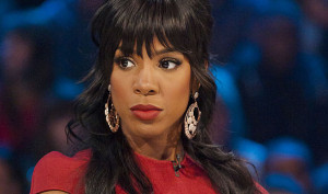 Kelly Rowland on The X Factor