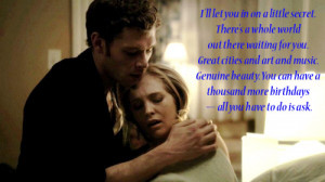 Niklaus Mikaelson Quotes Klaus mikaelson quotes