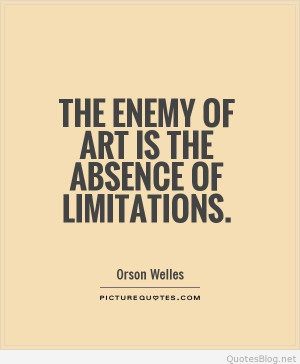 Inspirational Quotes 2015. Art Quotes Images