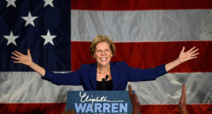 ... report suggested Warren could mount a presidential bid. | Reuters