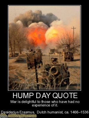 Funny Hump Day Quotes Hump day quote -