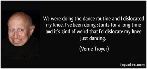 More Verne Troyer Quotes