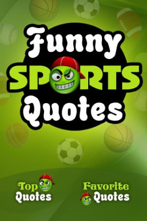 Funny Sports Quotes 1.0
