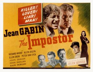 Thomas The Impostor Poster...