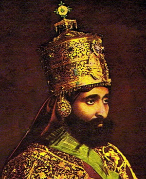 Rastas believe that Haile Selassie is the second advent