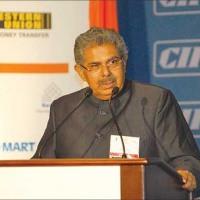 Vayalar Ravi During A Speech