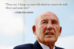 Stirling Moss Quotes