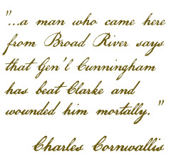 General Charles Cornwallis Quotes