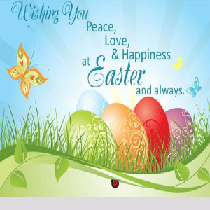 Easter Inspirational Sayings!