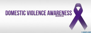 domestic violence awareness facebook cover for timeline