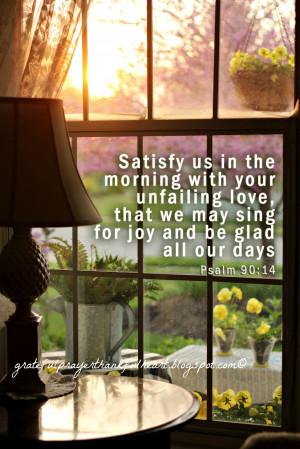 Good Morning Bible Verses. Good Morning Prayer For Sunday. View ...