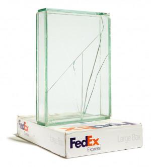 Walead Beshty's FedEx Sculptures series (2005 - present).Walead ...