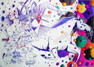 Indie Artwork Wallpaper Indie art by cedol22