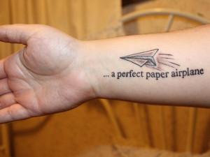 Atmosphere Tattoo Quotes. QuotesGram  Quote Tattoos On Traps
