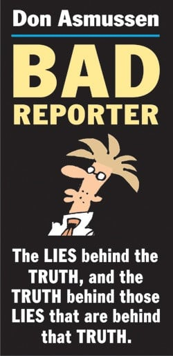 Bad Reporter by Don Asmussen: From Ann Coulter to aspiring Hollywood ...