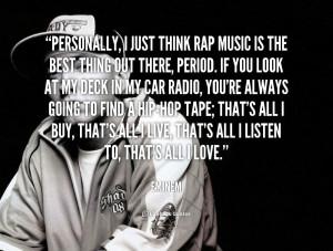 Best Rap Quotes About Life