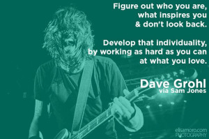 Dave Grohl on Success