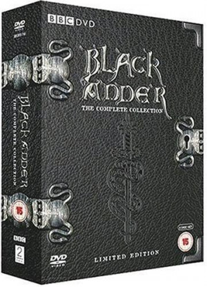 titles the black adder black adder ii black adder the third blackadder ...