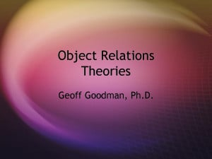 melanie klein object relations theory