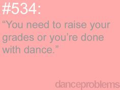 Dance Problems Quotes Dancer