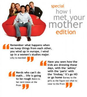 quotes of the week how i met your mother