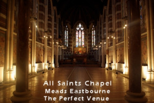All Saints Chapel Meads Dates for Your Diary Organiser
