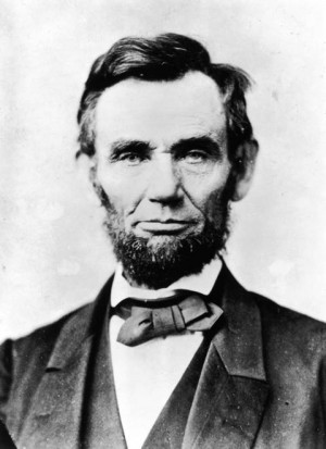 Abraham Lincoln, (1809 - 1865), was the 16th President of the United ...
