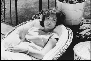Jackie Kennedy-Onassis (1929 - 1994)