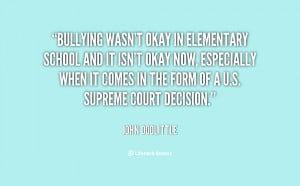 Bullying Quotes For School