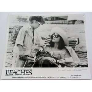 Beaches Bette Midler, Barbara Hershey Movie Photo