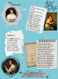 Mary Wollstonecraft by marpanek
