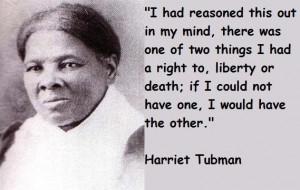 quote civil harriet tubman harriet tubman quotations harriet tubman ...