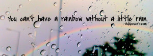 rain {Advice Quotes Facebook Timeline Cover Picture, Advice Quotes ...