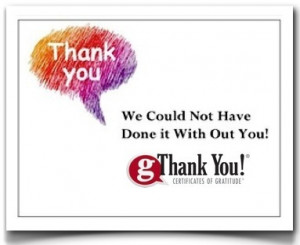 Quotes Thank You For Hard Work ~ Thank You Letter to Employer