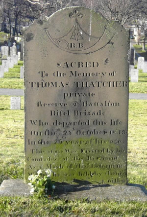 Tombstone Quotes and Sayings