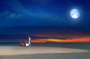 Romantic Full Moon Quotes