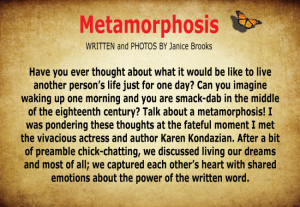 Metamorphosis Quotes