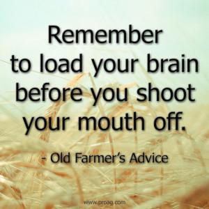 Thoughtful Thursday: ProAg's resident Old Farmer can still hear his ...