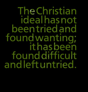 Quotes About: christianity