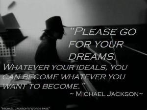 Re: Famous Michael Jackson Quotes