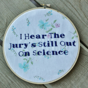 Arrested Development Funny Quote Hand Embroidered Hoop Art; GOB Bluth ...