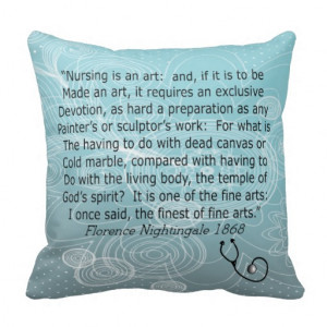 nurse_pillow_florence_nightingale_quote ...