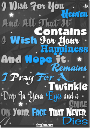 Good Luck and Best Wishes Quotes
