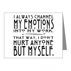 ... Cards & Note Cards > Cinna Quote Hunger Games Note Cards (Pk of 10